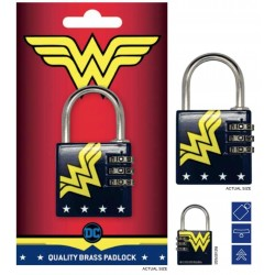 DC COMICS - Hangslot let code - Wonder Woman 176065  Hangslot