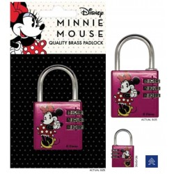DISNEY - Hangslot let code - Minnie Mouse 176067  Hangslot