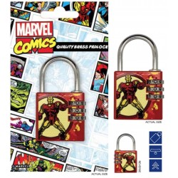 MARVEL - Hangslot let code - Iron Man 176073  Hangslot