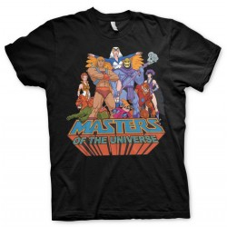 MASTER OF THE UNIVERSE - T-Shirt - (S) 178460  T-Shirts Master Of The Universe