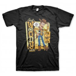 TOY STORY - T-Shirt Sheriff Woody - (S) 178485  T-Shirts Toy Story
