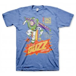 TOY STORY - T-Shirt Buzz Lightyear - (S) 178490  T-Shirts Toy Story