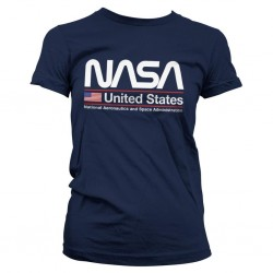 NASA - Girly T-Shirt - United-States (S) 178657  T-Shirts Nasa
