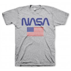 NASA - T-Shirt Old Glory - (S) 178672  T-Shirts Nasa