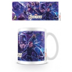 MARVEL - Beker - 315 ml - Avengers: Endgame - The Ultimate Battle 179362  Drinkbekers - Mugs