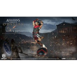 ASSASSIN'S CREED ODYSSEY- Alexios Figure 'Officiel Ubisoft'