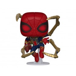 MARVEL - Bobble Head POP N° xxx - Endgame - Iron Spider Man & Gauntlet 178142  Bobble Head