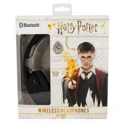 HARRY POTTER - HeadPhones Bluetooth OTL 8+ Kids 85db - Deathly 179465  PC headsets