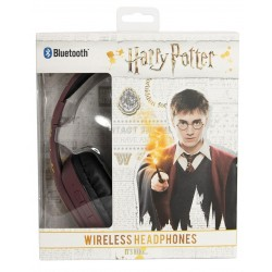 HARRY POTTER - HeadPhones Bluetooth OTL 8+ Junior 85db - Gryffindor 179466  PC headsets