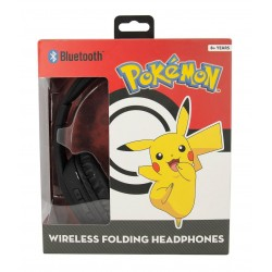 NINTENDO - HeadPhones Bluetooth OTL 8+ Kids 85db - Pokeball 179467  HeadPhones