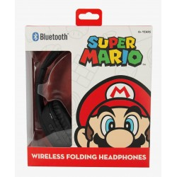 NINTENDO - Casque Audio Bluetooth OTL 8+ Junior 85db - Mario Icon 179468  HeadPhones