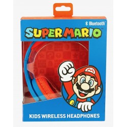 NINTENDO - Casque Audio Bluetooth OTL 3-7 Junior 85db - Super Mario 179469  HeadPhones