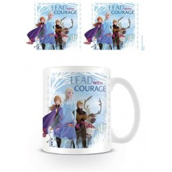 FROZEN 2 - Mug - 315 ml - Lead With Courage 179561  Frozen