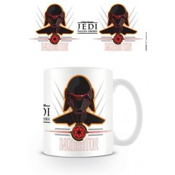 Star Wars: Jedi Fallen Order - Mug - 315 ml - Inquisitor 179570  Star Wars