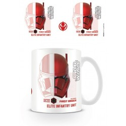 Star Wars: The Rise of Skywalker - Mug - 315 ml - Sith Trooper 179572  Star Wars