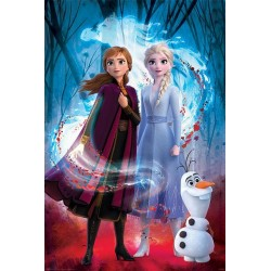 Frozen 2 - Poster 61X91 - Guided Spirit 179577  Posters
