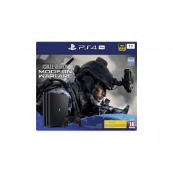 Console PS4 PRO - 1To Black - Call of Duty Modern Warfare - Playstation 4 179716  PS4