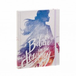 FROZEN 2 - Notebook - Fearless Range - Believe in the Journey 179797  Notitie Boeken