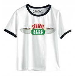 FRIENDS - Women's T-Shirt - Central Perk Logo (S) 179848  T-Shirts Friends