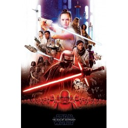 Star Wars: The Rise of Skywalker - Poster 61X91 - Epic 179578  Posters