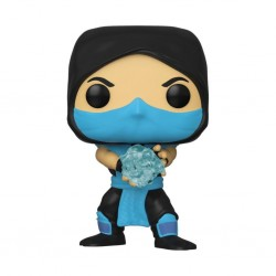 MORTAL KOMBAT - Bobble Head POP N° xxx - Sub-Zero 179961  Bobble Head