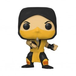 MORTAL KOMBAT - Bobble Head POP N° xxx - Scorpion 179962  Bobble Head