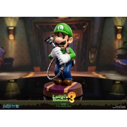 NINTENDO - Luigi's Mansion 3 - Luigi Standard Edition - Figure 23cm 180025  Figurines