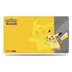 POKEMON - Ultra Pro - Playmat - Pikachu - 62x35cm 180036  Speelmatten