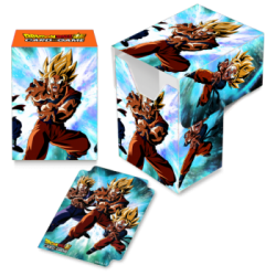 Dragon Ball - Ultra Pro - Full View Deck Box - Dragon Ball Super V3 180039  Dragon Ball
