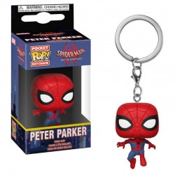 SPIDER-MAN - Pocket Pop Keychains - Animated Spider-Man - 4cm 180108  Pocket Pop Keychains