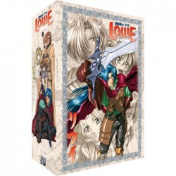 LOUIE THE RUNE SOLDIER - INTEGRALE Edit. Collector 134179  Manga DVD
