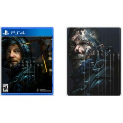 Death Stranding (PS4 Only) - Playstation 4 175618  Playstation 4