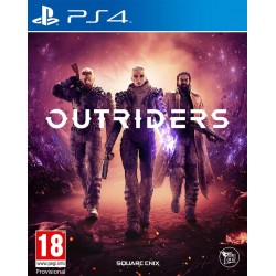 Outriders - Playstation 4 180291  Playstation 4