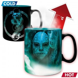 HARRY POTTER - Mug Heat Change 460 ml - Voldemort 180369  Harry Potter