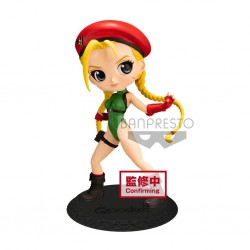 STREET FIGHTERS - Q Posket Cammy Ver.A - 14cm 180383  Figurines