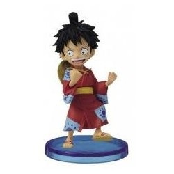 ONE PIECE - World Collectable Figure Wanokuni 2 - G - 7cm 180436  One Piece