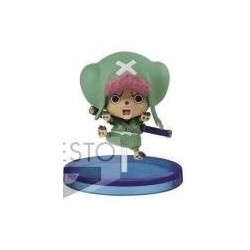 ONE PIECE - World Collectable Figure Wanokuni 2 - K - 7cm 180440  Figurines