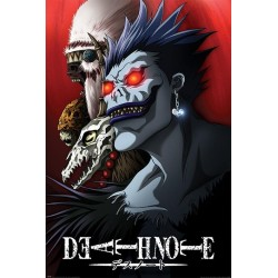 DEATH NOTE - Poster 61X91 - Shinigami 180555  Posters