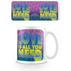 LENNON & MCCARTNEY - Mug - 315 ml - Love Is All You Need 180591  Lennon & Mccartney