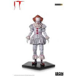 IT - Statue 1/10 Art Scale - Pennywise - 22cm 180595  Pennywise - It