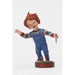 CHUCKY - Child's Play - Knocker Chucky with knife - 18cm 180598  Action Figure