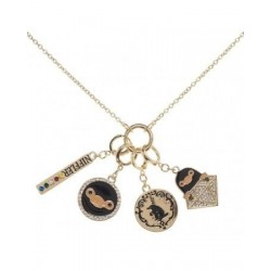 FANTASTIC BEASTS - Niffler Multicharm Necklace 174482  Halskettingen