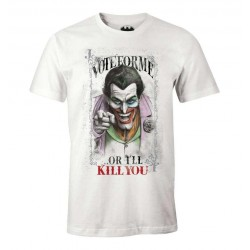 DC COMICS - T-Shirt Vote for me - The Joker (S) 179823  T-Shirts The Joker