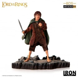 LORD OF THE RINGS - Statue 1/10 BDS Art Scale Frodo - 14cm 180881  Lord Of The Rings