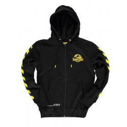 JURASSIC PARK - Men Zipper Hoodie (S) 180904  Hoodies