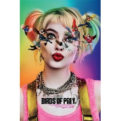 HARLEY QUINN - Poster 61X91 - Birds of Prey - Seeing Stars 180925  Posters