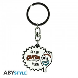 TOY STORY - Keychain Metal - Forky 181194  Sleutelhangers