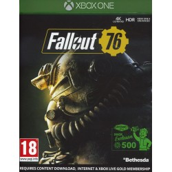 Fallout 76 - Xbox One 167296  Xbox One