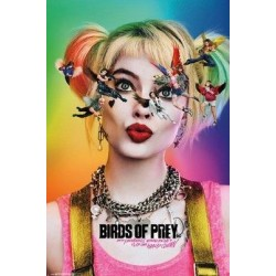 BIRDS OF PREY - Poster 61X91 - One Sheet 181220  Posters