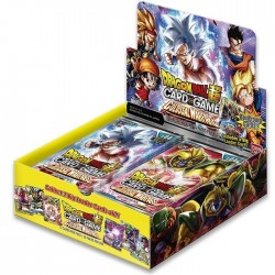 DRAGON BALL SUPER Card Games - Booster 04 / FR - Boite de 24 167279  Dragon Ball